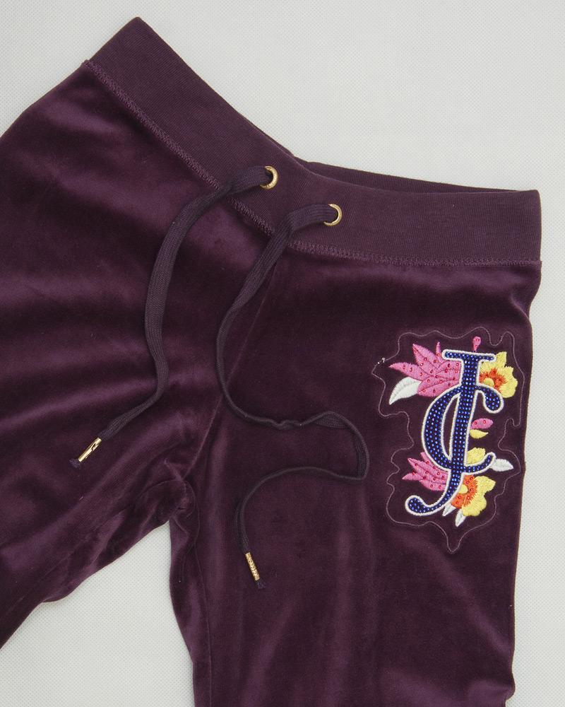 Велюровый костюм Juicy Couture (Джуси Кутюр)